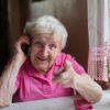 Ändrade tider för vår äldretelefon